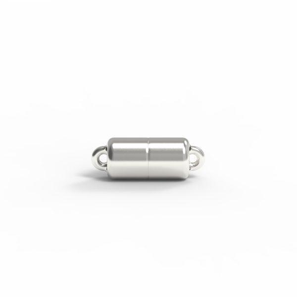 Magnet Zylinder classic Silber 925 feinversilbert