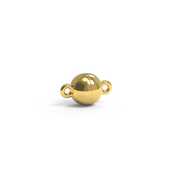Magnet Kugel classic 18kt Gelbgold