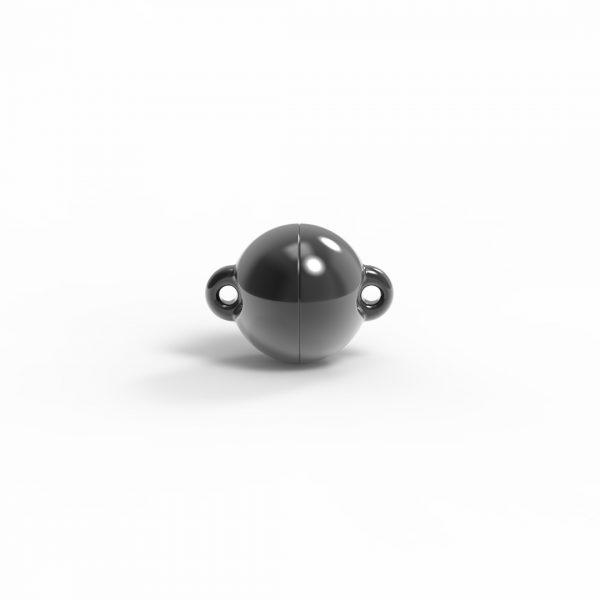 Magnet Kugel power Silber 999 Rugadec