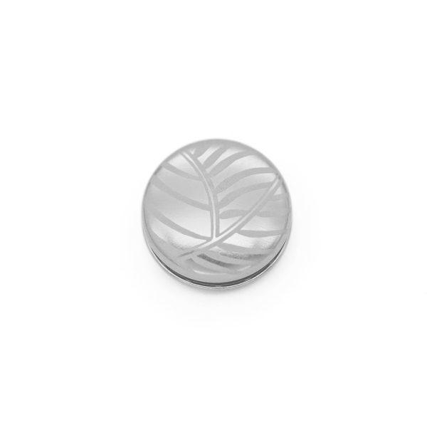 Magnet Linse closeX Nature Silber 925 rhodiniert